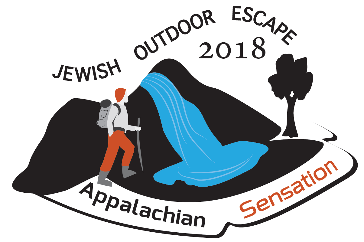 Jewish Outdoor Escape 2018