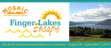 2014 North American Jewish Adventure Getaway