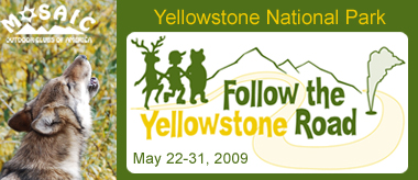 2008 Follow the Yellowstone Road